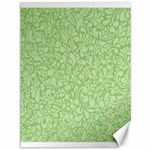 Green pattern Canvas 36  x 48   48 x36 Canvas - 1