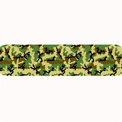 Camo Woodland Large Bar Mats by sifis