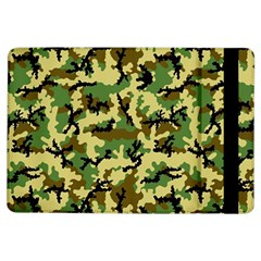 Camo Woodland Ipad Air Flip by sifis