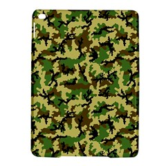 Camo Woodland Ipad Air 2 Hardshell Cases by sifis