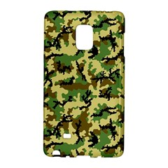 Camo Woodland Galaxy Note Edge by sifis