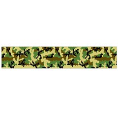 Camo Woodland Flano Scarf (large) by sifis