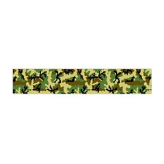 Camo Woodland Flano Scarf (mini) by sifis