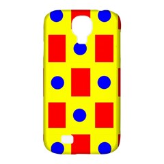 Pattern Design Backdrop Samsung Galaxy S4 Classic Hardshell Case (pc+silicone) by Amaryn4rt