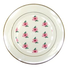 Etro Vintage Former Wallpaper Porcelain Plates by Amaryn4rt