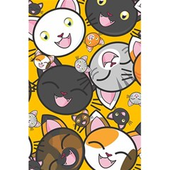 Cats Pattern 5 5  X 8 5  Notebooks by Valentinaart