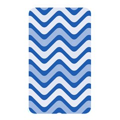 Waves Wavy Lines Pattern Design Memory Card Reader by Amaryn4rt