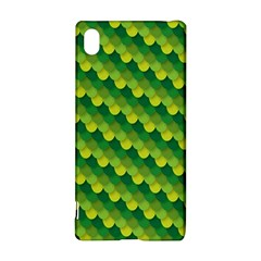 Dragon Scale Scales Pattern Sony Xperia Z3+ by Amaryn4rt
