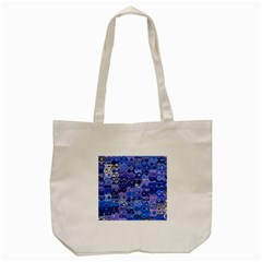 Background Texture Pattern Colorful Tote Bag (cream)