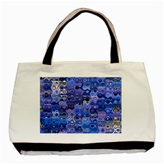 Background Texture Pattern Colorful Basic Tote Bag by Amaryn4rt