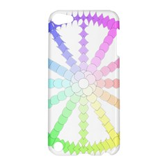 Polygon Evolution Wheel Geometry Apple Ipod Touch 5 Hardshell Case by Amaryn4rt