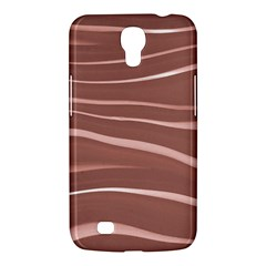 Lines Swinging Texture Background Samsung Galaxy Mega 6 3  I9200 Hardshell Case by Amaryn4rt