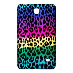 Cheetah Neon Rainbow Animal Samsung Galaxy Tab 4 (7 ) Hardshell Case  by Alisyart