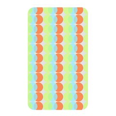 Circles Orange Blue Green Yellow Memory Card Reader by Alisyart