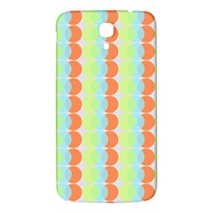 Circles Orange Blue Green Yellow Samsung Galaxy Mega I9200 Hardshell Back Case