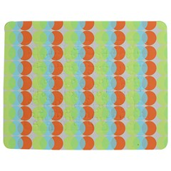 Circles Orange Blue Green Yellow Jigsaw Puzzle Photo Stand (rectangular) by Alisyart