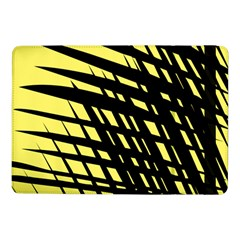 Doodle Shapes Large Scratched Included Samsung Galaxy Tab Pro 10 1  Flip Case by Alisyart