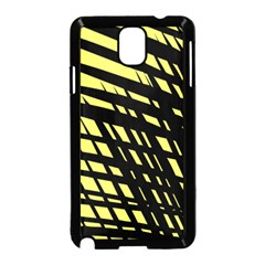 Doodle Shapes Large Scratched Included Samsung Galaxy Note 3 Neo Hardshell Case (black)