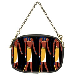 Egyptian Mummy Guard Treasure Monster Chain Purses (one Side)  by Alisyart