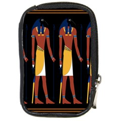 Egyptian Mummy Guard Treasure Monster Compact Camera Cases by Alisyart
