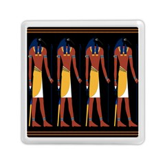 Egyptian Mummy Guard Treasure Monster Memory Card Reader (square)