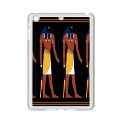 Egyptian Mummy Guard Treasure Monster Ipad Mini 2 Enamel Coated Cases
