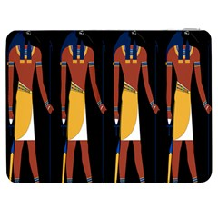 Egyptian Mummy Guard Treasure Monster Samsung Galaxy Tab 7  P1000 Flip Case