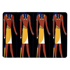Egyptian Mummy Guard Treasure Monster Samsung Galaxy Tab 10 1  P7500 Flip Case