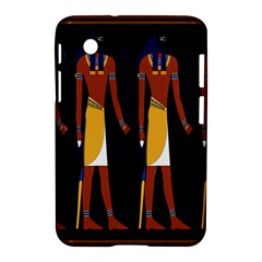 Egyptian Mummy Guard Treasure Monster Samsung Galaxy Tab 2 (7 ) P3100 Hardshell Case  by Alisyart