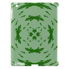 Green Hole Apple Ipad 3/4 Hardshell Case (compatible With Smart Cover) by Alisyart