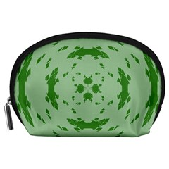 Green Hole Accessory Pouches (large)