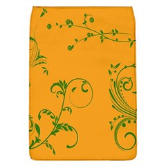 Nature Leaf Green Orange Flap Covers (l)  by Alisyart