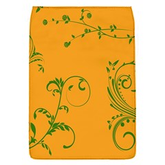 Nature Leaf Green Orange Flap Covers (s)  by Alisyart