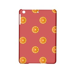 Oranges Lime Fruit Red Circle Ipad Mini 2 Hardshell Cases by Alisyart