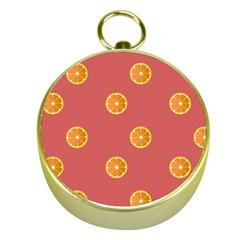 Oranges Lime Fruit Red Circle Gold Compasses