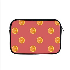 Oranges Lime Fruit Red Circle Apple Macbook Pro 15  Zipper Case