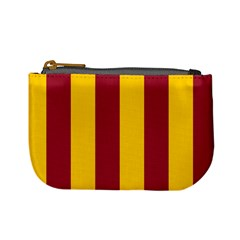 Red Yellow Flag Mini Coin Purses