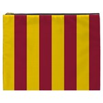 Red Yellow Flag Cosmetic Bag (XXXL)  Front