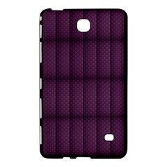 Plaid Purple Samsung Galaxy Tab 4 (8 ) Hardshell Case  by Alisyart