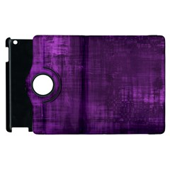 Background Wallpaper Paint Lines Apple Ipad 3/4 Flip 360 Case by Amaryn4rt