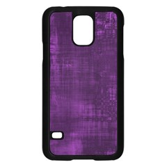 Background Wallpaper Paint Lines Samsung Galaxy S5 Case (black) by Amaryn4rt