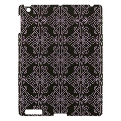 Line Geometry Pattern Geometric Apple Ipad 3/4 Hardshell Case by Amaryn4rt