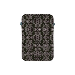 Line Geometry Pattern Geometric Apple Ipad Mini Protective Soft Cases by Amaryn4rt