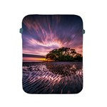 Landscape Reflection Waves Ripples Apple iPad 2/3/4 Protective Soft Cases Front