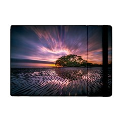 Landscape Reflection Waves Ripples Ipad Mini 2 Flip Cases by Amaryn4rt