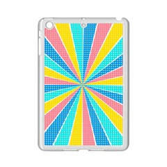 Rhythm Heaven Megamix Circle Star Rainbow Color Ipad Mini 2 Enamel Coated Cases