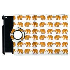 Indian Elephant  Apple Ipad 2 Flip 360 Case