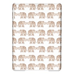 Indian Elephant Ipad Air Hardshell Cases by Valentinaart
