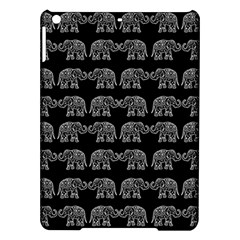 Indian Elephant Pattern Ipad Air Hardshell Cases by Valentinaart
