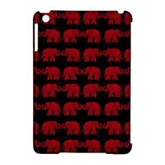 Indian Elephant Pattern Apple Ipad Mini Hardshell Case (compatible With Smart Cover) by Valentinaart